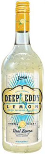 Deep Eddy Vodka Lemon 1.00l